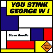 You Stink George W cover